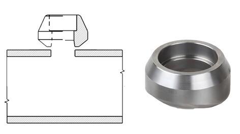Weldolet, Sockolet, Threadolet - Octal Pipe Fittings